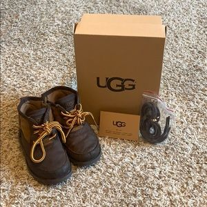 Toddler boy uggs